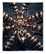 Wonderpus Octopus Fleece Blanket