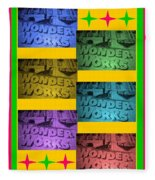 Wonderworks  Fleece Blanket