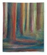 Woodland Fleece Blanket