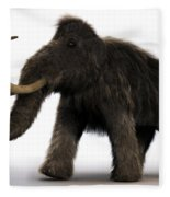 Wooly Mammoth Fleece Blanket