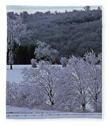 World Of Jack Frost Fleece Blanket