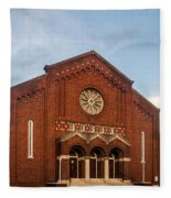Worship Fleece Blanket