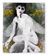 Wrong Fairy Love  Fleece Blanket