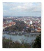 Wuerzburg Fleece Blanket