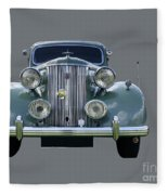 Porsche 2 Fleece Blanket