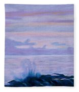 Yachats Fleece Blanket