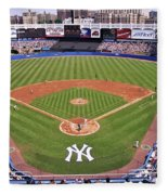 Yankee Stadium Fleece Blanket