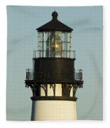 Yaquina Head Lighthouse 4 A Fleece Blanket