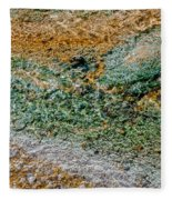 Yellowstone Living Thermometer Abstract Fleece Blanket