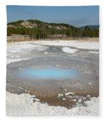 Yellowstone The Pearl Fleece Blanket