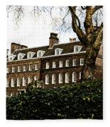 Yeoman Warders Quarters Fleece Blanket