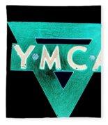 Ymca Fleece Blanket