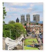 York England 6180 Fleece Blanket