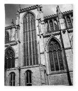 York Minster Fleece Blanket