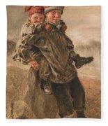 Young Salts Fleece Blanket