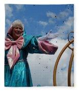 Your Fairy Godmother Fleece Blanket