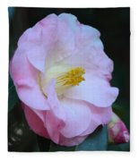 Youthful Camelia Fleece Blanket