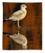 Youthful Reflections Fleece Blanket
