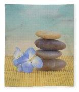 Zen Fleece Blanket