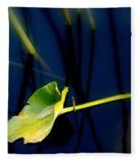 Zen Photography V Fleece Blanket