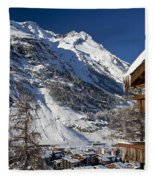 Zermatt Fleece Blanket