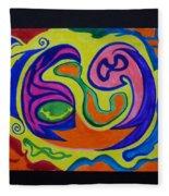 Zodiac #69 Fleece Blanket