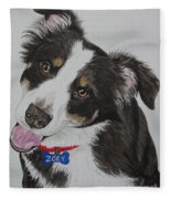 Zoey Fleece Blanket