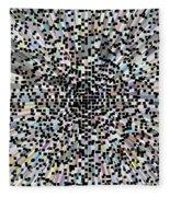 3d Art Abstract Fleece Blanket