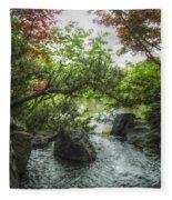 A Mystical Place Fleece Blanket