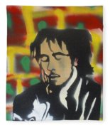 Marley Soul Guitar Fleece Blanket