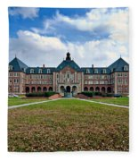 Notre Dame Seminary Fleece Blanket