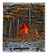 0004 Natural Elements Fleece Blanket