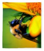 002 Sleeping Bee Series Fleece Blanket