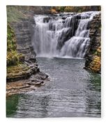 0022 Letchworth State Park Series Fleece Blanket