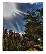003 Summer Sunrise Series Fleece Blanket