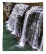 0037 Letchworth State Park Series Fleece Blanket