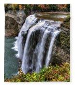0039 Letchworth State Park Series Fleece Blanket