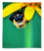 004 Sleeping Bee Series Fleece Blanket