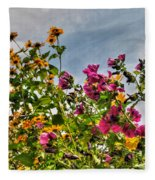 004 Summer Air Series Fleece Blanket