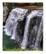 0043 Letchworth State Park Series  Fleece Blanket