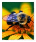 005 Sleeping Bee Series Fleece Blanket