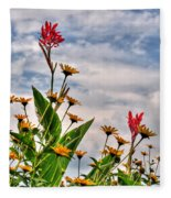005 Summer Air Series Fleece Blanket