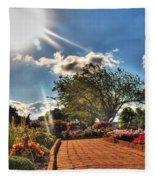 006 Summer Sunrise Series Fleece Blanket