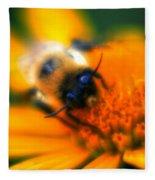 007 Sleeping Bee Series Now Awake   Ovo Fleece Blanket