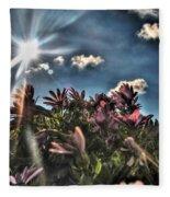 008 Summer Sunrise Series Fleece Blanket