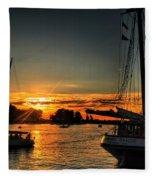 011 Empire Sandy Series Fleece Blanket