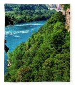 014 Niagara Gorge Trail Series  Fleece Blanket