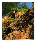 023 Niagara Gorge Trail Series  Fleece Blanket
