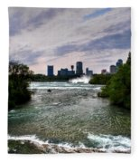 03 Three Sisters Island Fleece Blanket