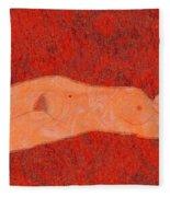 0358 Figurative Art Fleece Blanket